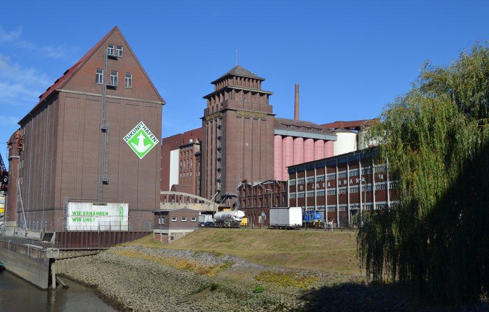 Rolandmühle (Foto: WFB / bremen.online - VK)