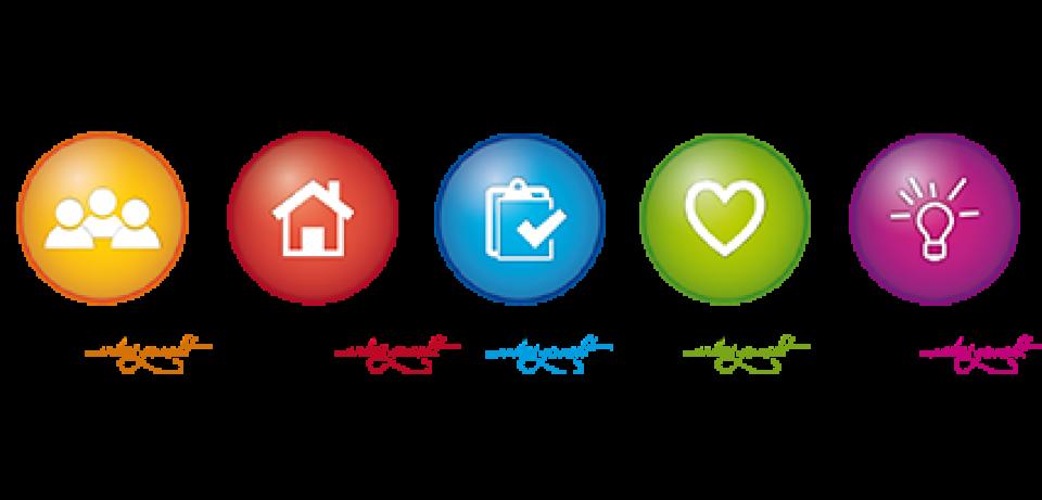 Gemeinsame Werte der KiKxxl GmbH